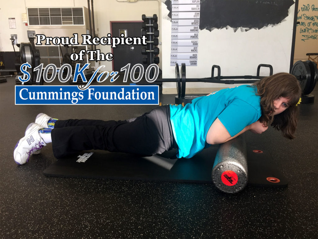 Adaptive gym smile mass